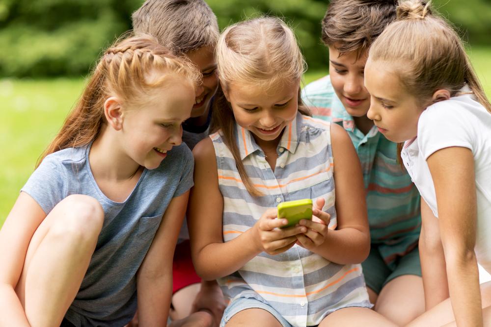Beispiele für die Verwendung der Anwendung im Child Monitoring